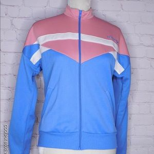 Adidas Track Jacket Made in Taiwan. Size small